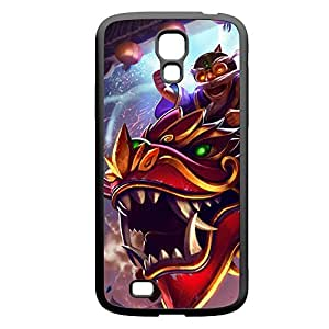 Corki-008 League of Legends LoL For Case HTC One M8 Cover Hard Black