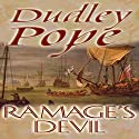 Ramage's Devil Audiobook by Dudley Pope Narrated by Steven Crossley
