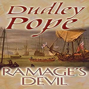Ramage's Devil Audiobook