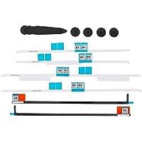 """XtremeAmazing Tiras Adhesivas para visualización LCD, Kit de Herramientas de Apertura de Rueda para iMac A1418 21.5"""" 076-1437 076-1416, 076-1422 2012 2013 2014 2015 Series"""