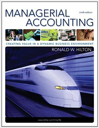 By ronald hilton managerial accounting ninth 9th edition author by ronald hilton managerial accounting ninth 9th edition fandeluxe Gallery
