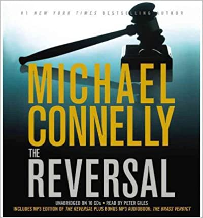 The Reversal Connelly, Michael ( Author ) Oct-05-2010 Compact Disc