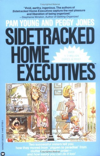Side Tracked Home Executives by Brace, Pam, Jones, Peggy (March 4, 1983) Paperback