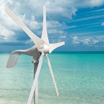 Wind Turbine: 600 watt Home Wind Generator