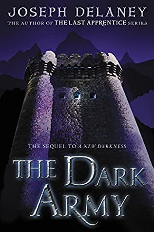 book cover of The Dark Army