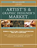 2009 Artist's and Graphic Designer's Market, Erika O'Connell and Writer's Digest Books Editors, 1582975450