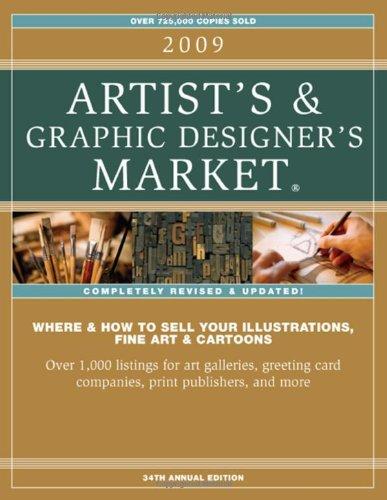 2009 Artist's & Graphic Designer's Market ebook