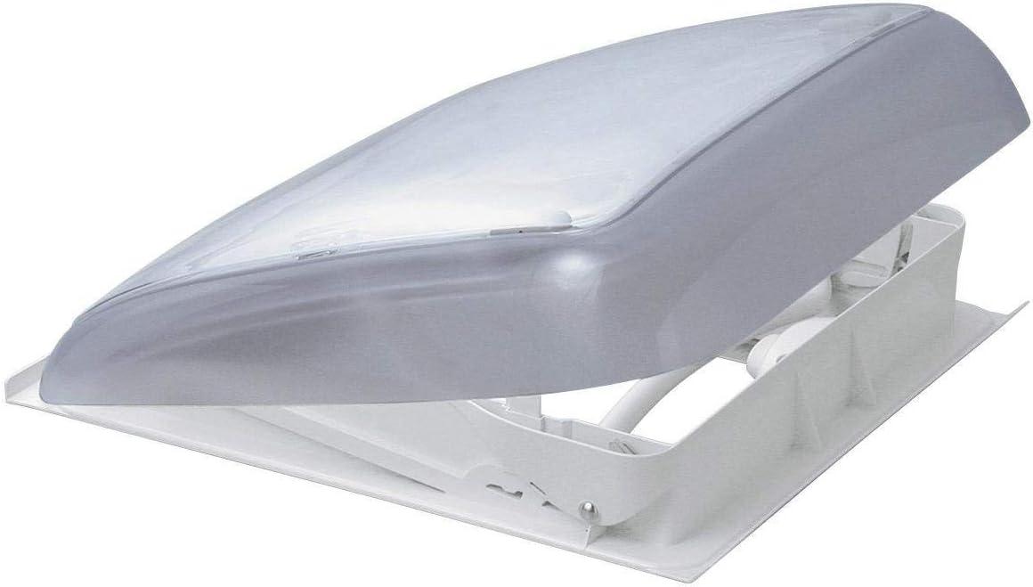 epaisseur de toit 25 a 42 mm DOMETIC Lanterneau a poignees Mini Heki Style ventile