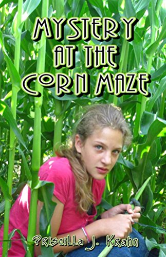 Mystery in the Corn Maze by [Krahn, Priscilla]