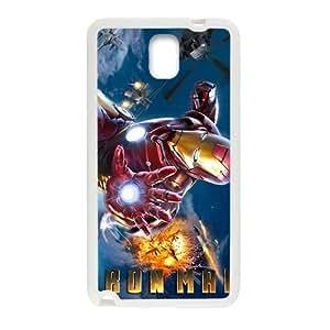 DAZHAHUI Iron Man Hot Seller Stylish Hard Case For Samsung Galaxy Note3 Kimberly Kurzendoerfer