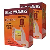 Disposable Hand Warmers, Air Activated Heating Patch Long Last for 8 Hours, 20 Packs.