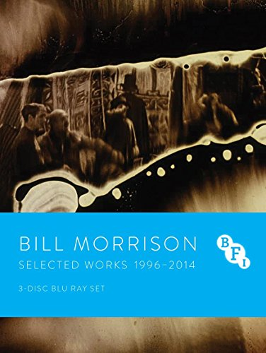 Bill Morrison (Selected Works 1996 - 2014) - 3-Disc Box Set ( The Film of Her / City Walk / Ghost Trip / Decasia / The Mesmerist / Light Is C [ NON-USA FORMAT, Blu-Ray, Reg.B Import - United Kingdom ]