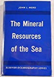 img - for The Mineral Resources of the Sea book / textbook / text book