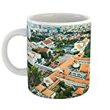 Westlake Art - Urban Area - 11oz Coffee Cup Mug - Modern Picture Photography Artwork Home Office Birthday Gift - 11 Ounce (4DC4-44CCF)