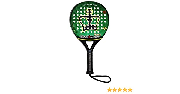 Pala Padel Black Crown Puma