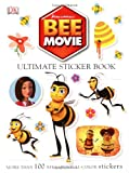 Bee Movie Ultimate Sticker Book, DK Publishing, 0756632145