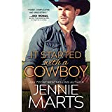 It Started with a Cowboy (Cowboys of Creedence Book 3)