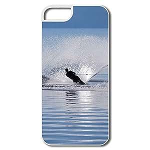 Design Popular Non-Slip Tahoe Water Ski IPhone 5/5s Case For Friend