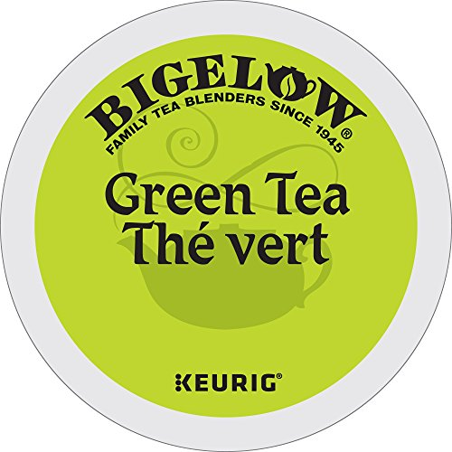 Bigelow K-Cup Portion Pack for Keurig Brewers, Green Tea, 24 Count from Bigelow Tea
