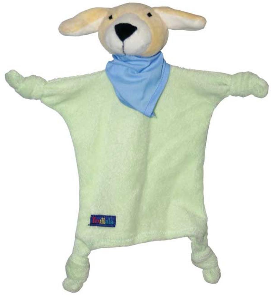 Trullala 521392Cuddle Dog Glove Puppet