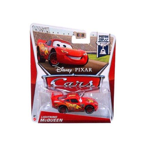Piston Cup Mcqueen (Disney / Pixar CARS MAINLINE 1:55 Die Cast Car Lightning McQueen [Piston Cup 14/18])