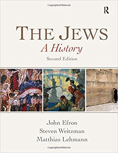 The jews a history john efron 9780205858262 amazon books the jews a history 2nd edition fandeluxe Gallery