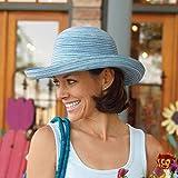 Wallaroo Hat Company Women's Sydney Sun Hat – Lightweight, Packable, Modern Style, Designed in Australia, Light Brown
