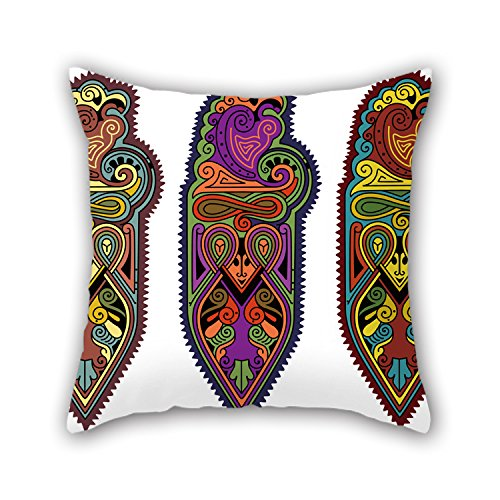 PILLO Cartoon Pillow Covers ,best For Bar,kids Room,pub,girls,christmas,dinning Room 18 X 18 Inches / 45 By 45 Cm(twin Sides)