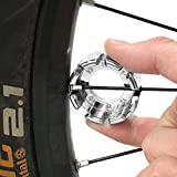 #10: Bike Bicycle Wheel Spoke Wrench Tool by CyclingDeal