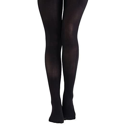 2a272200d21dc missfiona Womens Footed Ballet Tights Dancing Sockings Full Foot Leggings  Pant High Waist(One Size