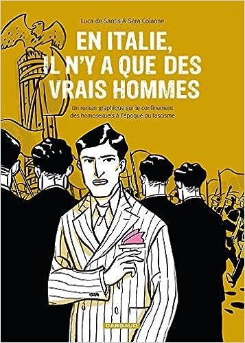 En ligne téléchargement gratuit En Italie, il n'y a que des vrais hommes - tome 1 - Sans titre pdf, epub ebook