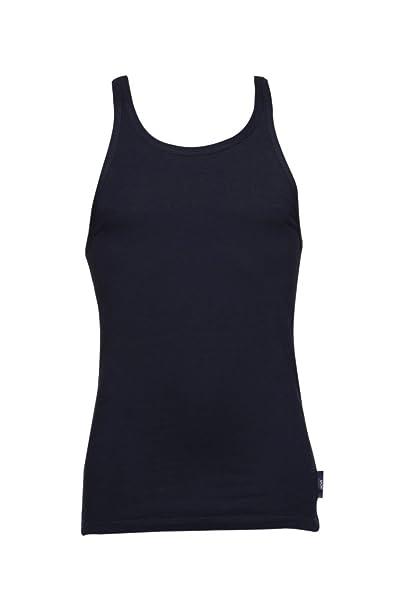 Dolce & Gabbana Camiseta Interior para hombre, Color: Azul