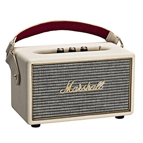 Marshall Kilburn Portable Bluetooth Speaker  Cream  4091190