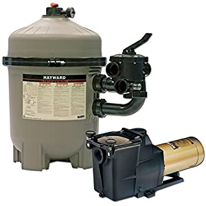 Hayward pro grid vertical grid 24 sq ft in - Swimming pool filter system price ...