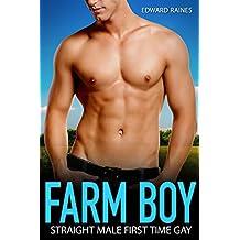 Farm Boy: Straight Male First Time Gay