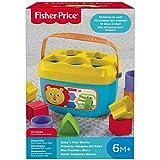 Fisher Price Playset Primeros Bloques del Bebé