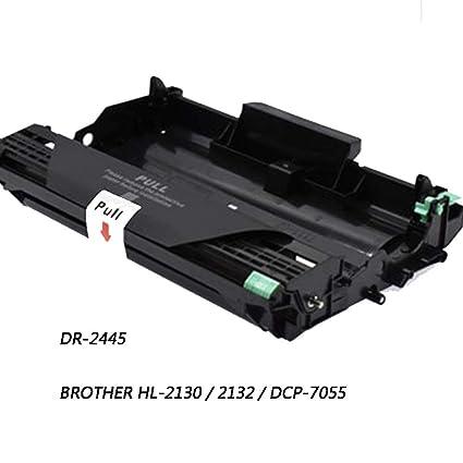 El soporte del cartucho de tóner de la impresora láser (sin ...