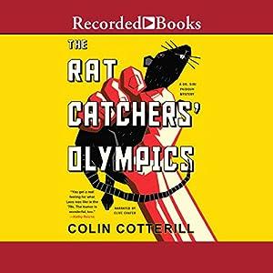The Rat Catchers' Olympics Audiobook