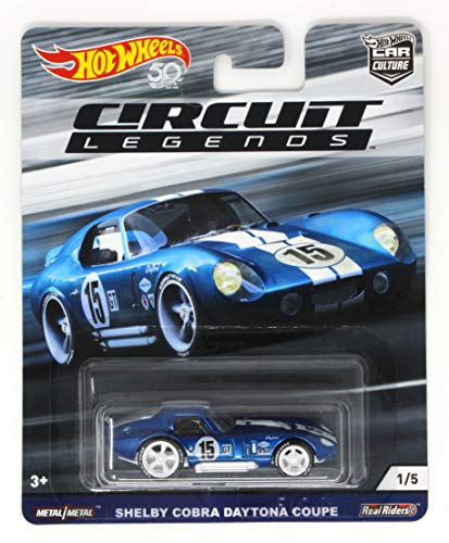 (Hot Wheels Shelby Daytona Cobra Coupe Vehicle)