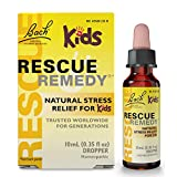 Bach Kids Rescue Remedy Natural Stress Relief Dropper, 10 ml