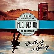 Death of a Gossip: The Hamish Macbeth Mysteries, Book 1 | M. C. Beaton