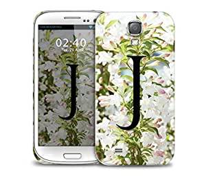 letter j Samsung Galaxy S4 GS4 protective phone case