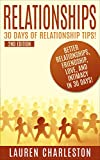 Relationships: 30 Days Of Relationship Tips: Better...