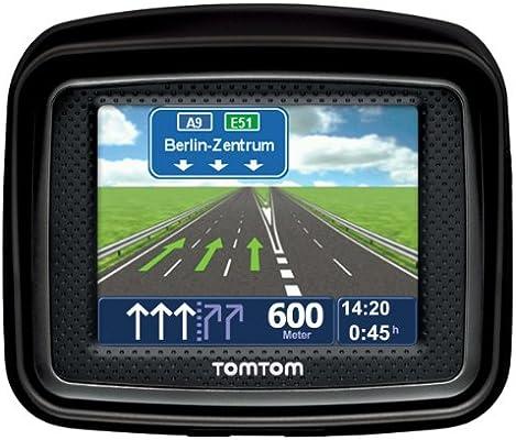 TOMTOM Urban Rider CE - Navegador GPS con mapas de Europa Central(3.5 pulgadas, Táctil) (importado): Amazon.es: Electrónica