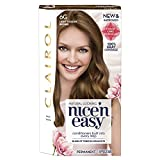 Clairol Nice 'n Easy Hair Color 116A Natural Light Golden Brown 1 Kit (Pack of 3) (Packaging may vary)