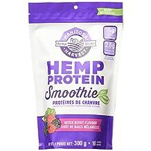 Manitoba Harvest Hemp Protein Smoothie, Berry 300 Gram