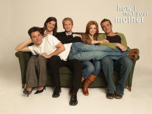 How I Met Your Mother, TV Show Poster 24in x 36in