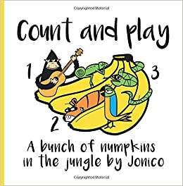 count and play a bunch of numpkins in the jungle counting numbers