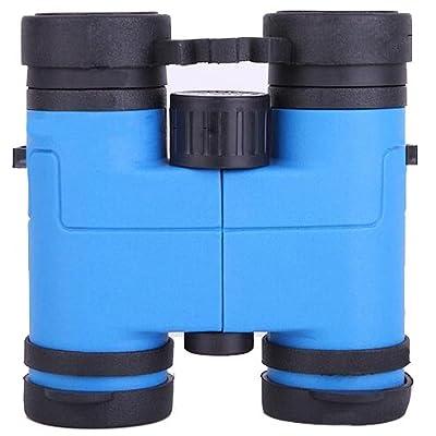 YINNEW 8x 32mm Jumelles enfant pour enfants Observation doiseaux, securite Objectifs optiques Mini leger