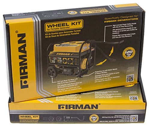 FIRMAN 1003 Wheel Kit